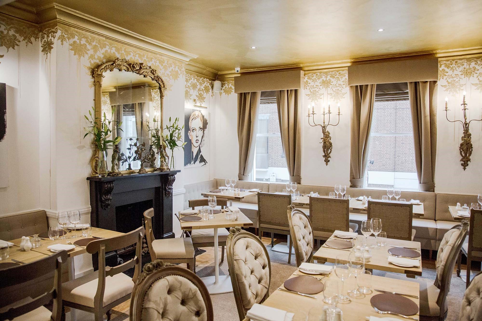 The Punchbowl, Mayfair - £50 Gift Voucher